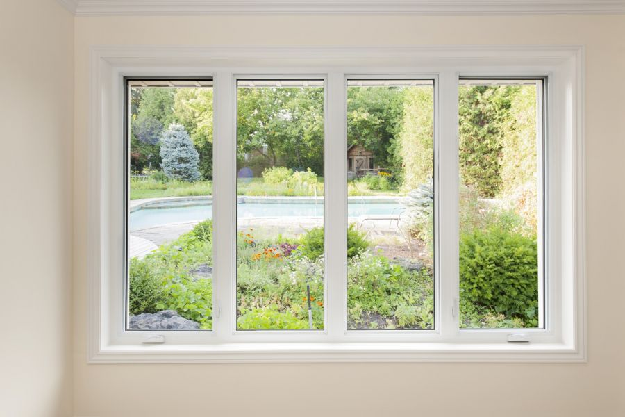 Replacement Windows by GeniePro Construction, LLC