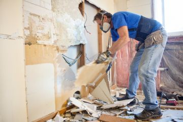 Demolition Services by GeniePro Construction, LLC