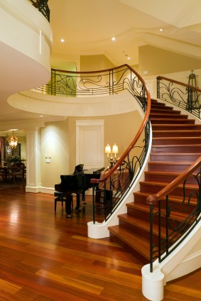 Hardwood flooring in Uptown Houston TX by GeniePro Construction, LLC
