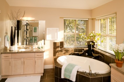 Bathroom remodeling by GeniePro Construction, LLC