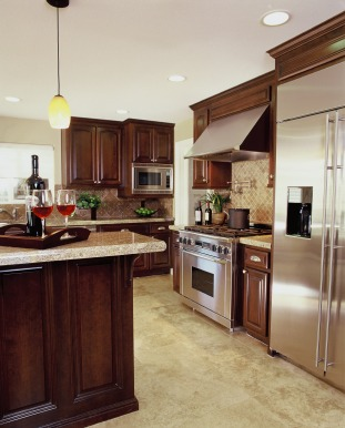 Kitchen remodeling in Simonton, TX by GeniePro Construction, LLC