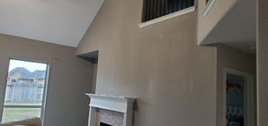 Before & After Interior Painting in Rosenberg, TX (2)