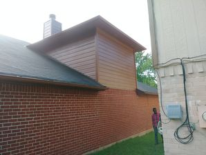 After Photos - Lexington Exterior Painting with Siding Replacement (4)